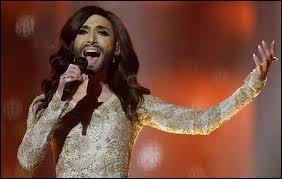 Quel est le titre de la chanson de Conchita Wurst la gagnante de l'Eurovision 2014 ?