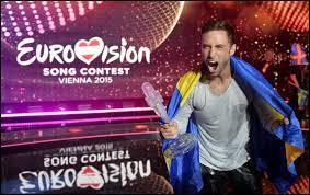 Quel pays a remporté l'Eurovision en 2015 ?