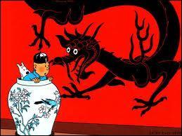 Où Tintin rencontre-t-il Mitsuhirato ?