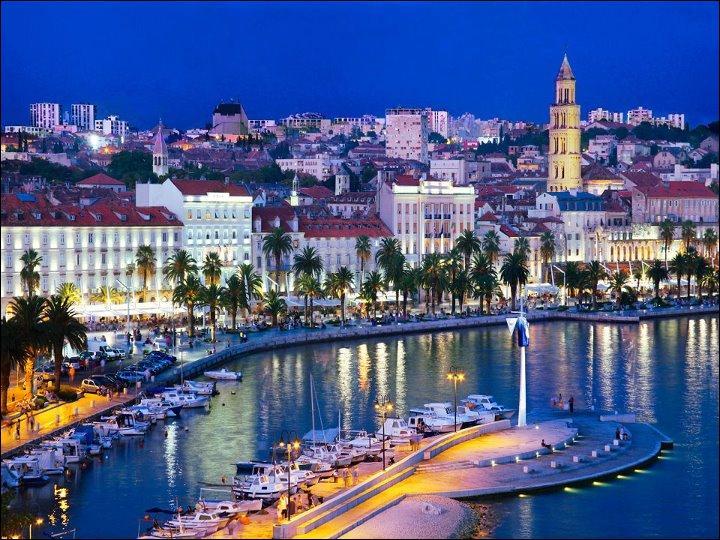 Dans quel pays se trouve Split ?