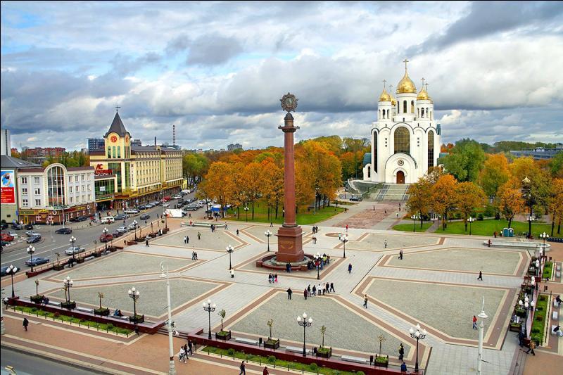 Dans quel pays se trouve Kaliningrad ?