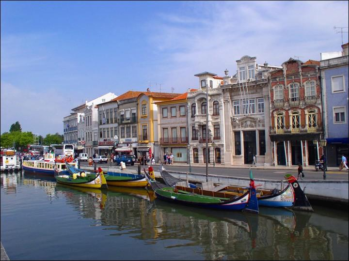 Dans quel pays se trouve Aveiro ?