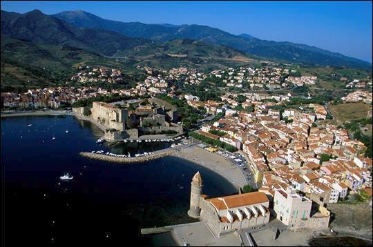 Dans quel pays se trouve Collioure ?