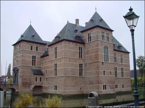 Dans quel pays se trouve Turnhout ?