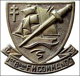 Sur quel secteur a débarqué le Commando N°4 (Commando Kieffer) ?