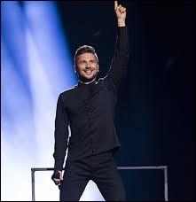 """Qui est ce chanteur ayant représenté la Russie en 2016 avec sa chanson """"You Are The Only One"""" ?"""