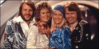 """Quel est ce groupe ayant représenté la Suède en 1974 avec sa chanson """"Waterloo"""" ?"""