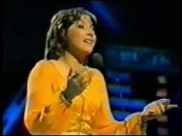 """Qui est cette chanteuse ayant représenté la France en 1977 avec sa chanson ''L'Oiseau et L'Enfant"""" ?"""