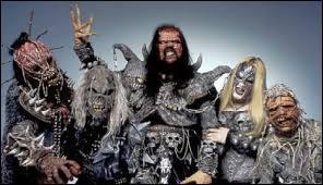 Quel est ce groupe qui a représenté la Finlande en 2006 avec sa chanson ''Hard Rock Hallelujah'' ?
