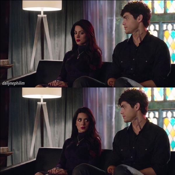 Quel est le nom de famille d'Izzy et d'Alec ?