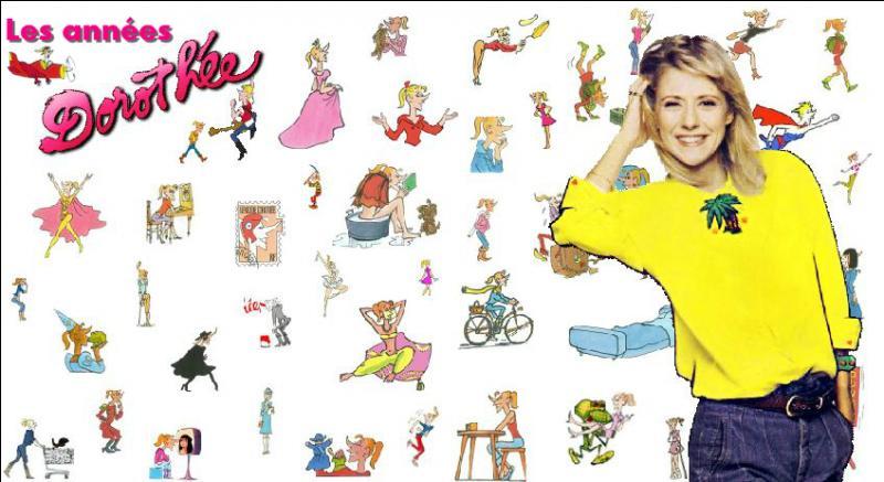 De 1981 à 1983, Dorothée est l'ambassadrice des studios Disney en France. Quelle émission dédiée à l'univers Disney a-t-elle présenté ?