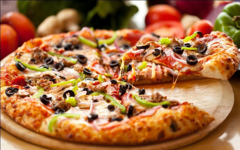Quel est le nom de la première pizza ?