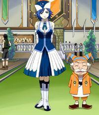 Fairy Tail : Juvia