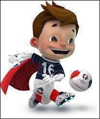 Quel est le nom de la mascotte de l'Euro 2016 ?