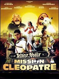 """Qui est le réalisateur du film """"Astérix et Obélix, mission Cléopâtre"""" ?"""