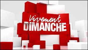 """Télévision : Qui présente l'émission """"Vivement Dimanche"""" sur France 2 ?"""