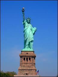 Géographie : Dans quel pays pourrez-vous admirer la Statue de la Liberté ?