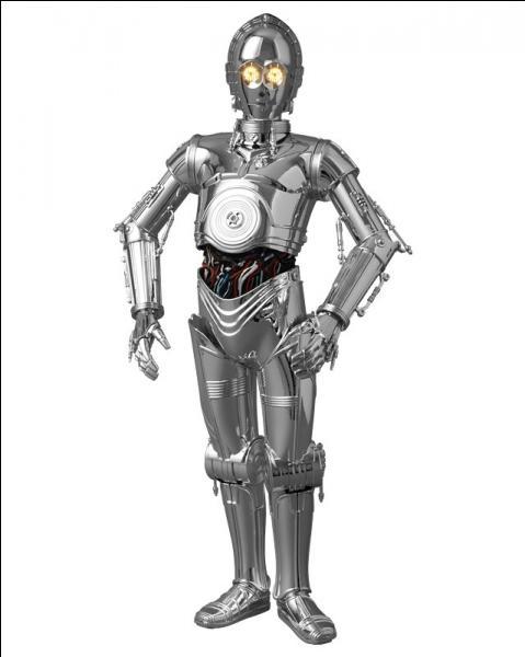 Quel est le nom du droïde de protocole qui reçoit les Jedi sur le vaisseau de la fédération commerciale lors du blocus de Naboo ?