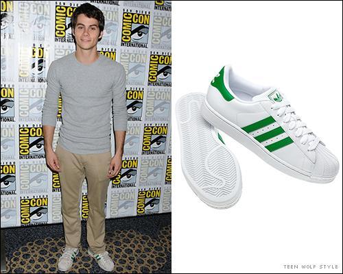 Quelle est la marque de chaussures préférée de Dylan O'Brien ?