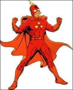 Quel est ce super héro ?