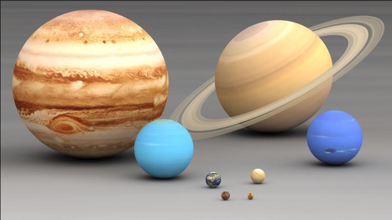 """""""Neptune"""", la dernière planète de Système solaire est une planète tellurique."""