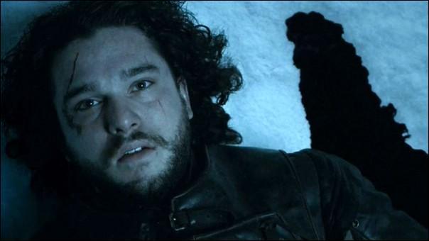 Comment Jon Snow est-il mort ?