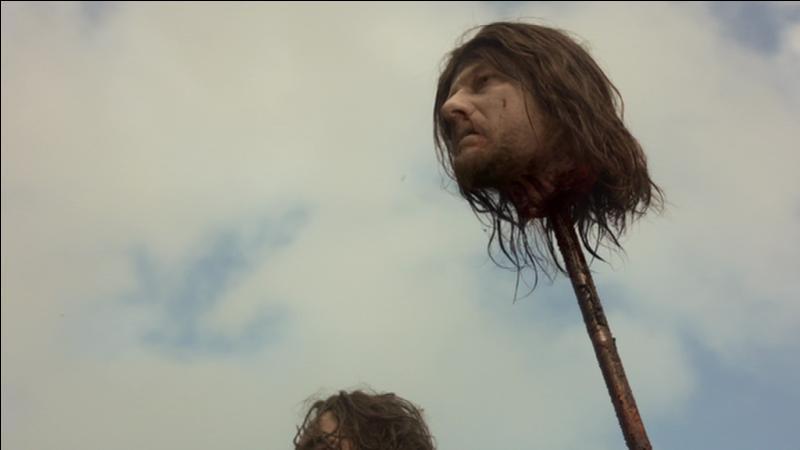 Qui a tué Ned Stark ?