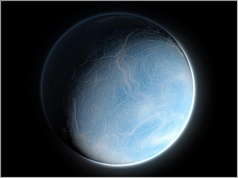 Hoth est une planète :