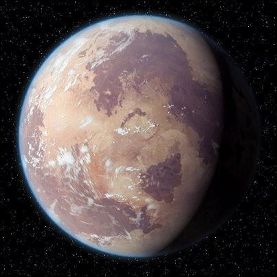 Tatooine est une planète :