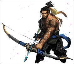 Qui est le frère de Hanzo ?