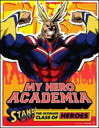 Qui est All Might ?