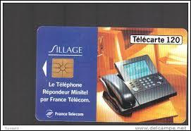 En combien de temps se dégrade une carte téléphonique dans la nature ?