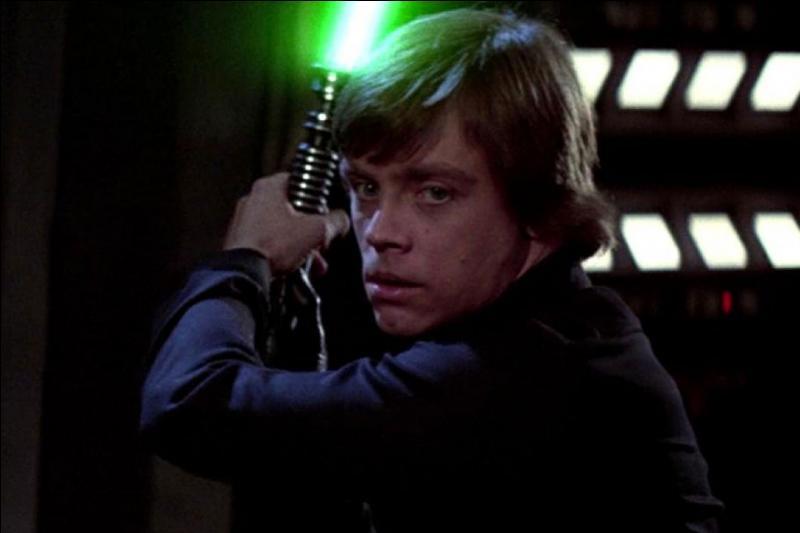 Pourquoi certains Jedi utilisent un sabre laser vert ?