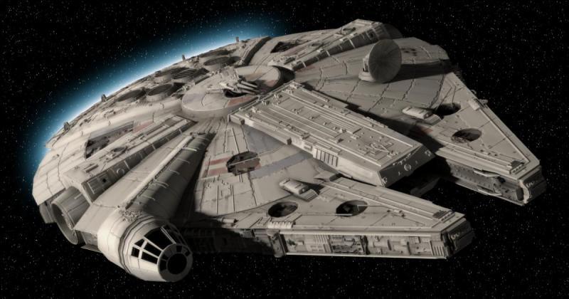 Qui est le copilote d'Han Solo dans le Faucon Millenium ?