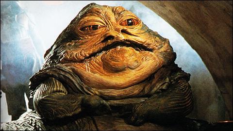 Quand voit-on Jabba le Hutt pour la première fois !