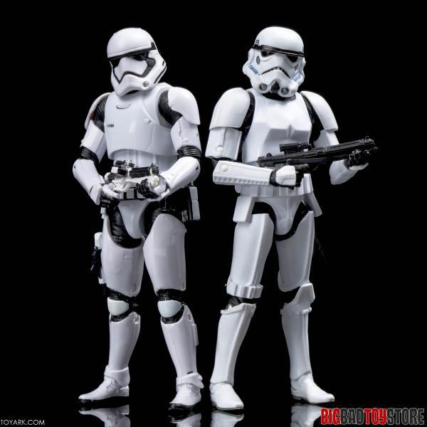 Comment les clones de l'Empire Galactique ou du Premier Ordre s'appellent-ils ?