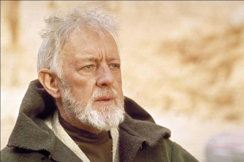 Ewan McGregor joue Obi-Wan Kenobi dans les épisodes I, II et III. Mais qui joue Obi-Wan dans les épisodes IV, V et VI ?
