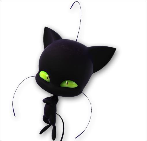De quoi a besoin le kwami de Chat Noir pour reprendre de l'énergie ?