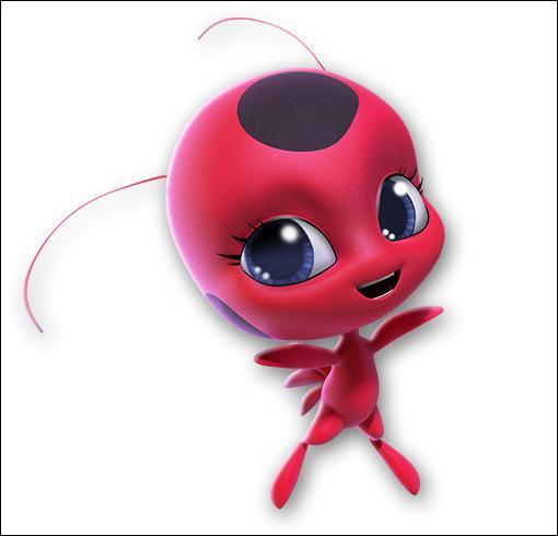 Qui est le kwami de Ladybug ?