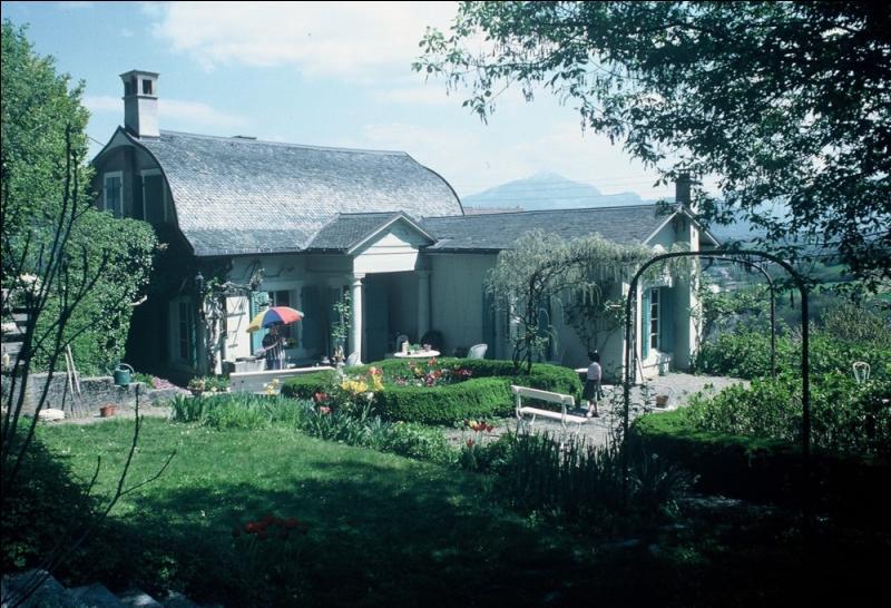 Dans quel village du Salève Wagner a-t-il passé deux mois en 1856 ?