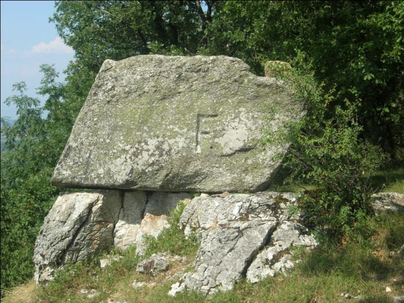 D'où viennent les blocs erratiques de granite nombreux sur le Petit Salève ?