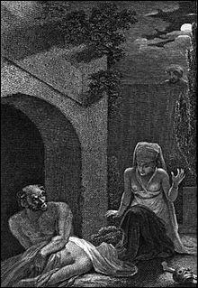 De quel folklore vient la goule ?