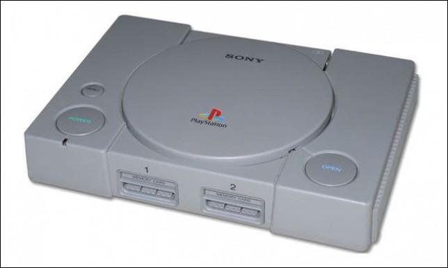 En quelle année est sortie la PS1 ?