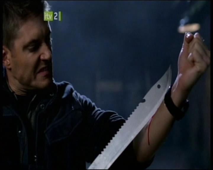 Pourquoi Dean se coupe-t-il ?