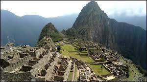 Machu Picchu est une ancienne ville inca. Quelle langue les Incas parlaient-ils ?