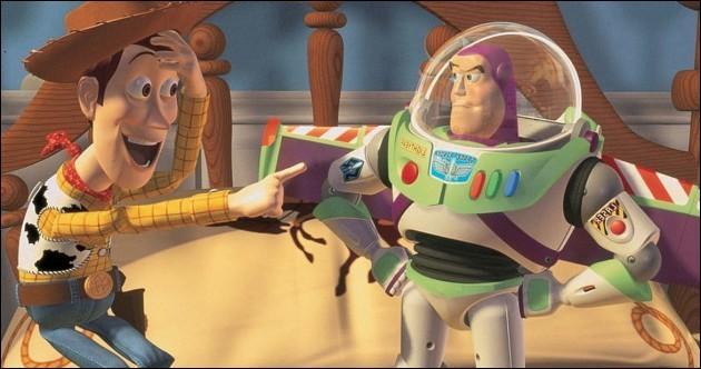 """Quel cowboy est le héros de """"Toy Story"""" ?"""