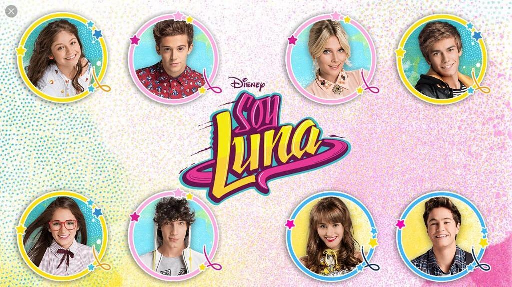Soy Luna : personnages