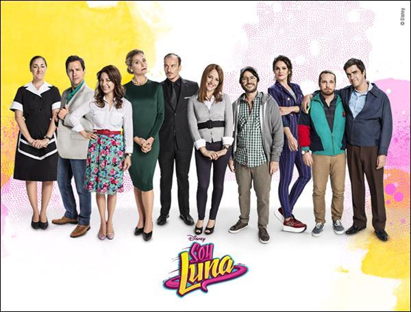 """Combien d'acteurs qui étaient dans """"Violetta"""" se retrouvent dans """"Soy Luna"""" ?"""