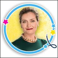 Qui est Sharon Benson par rapport à Ámbar ?