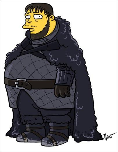 """Il est le seul à avoir réussi à tuer un """"Autre"""", avec une dague en obsidienne !"""